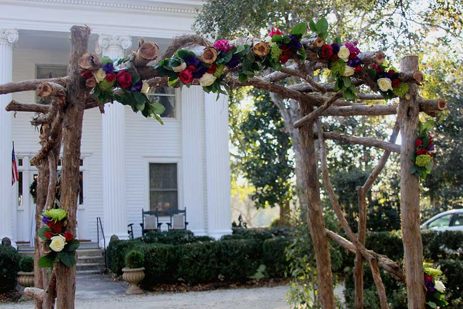 Gardenia-Floral-Oconee-Events-Madison-Oaks-Inn-5