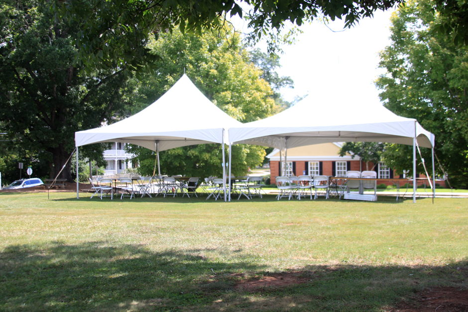 Oconee Events - Corporate Event Rentals - Tent and Chair Rentals in Athens, GA