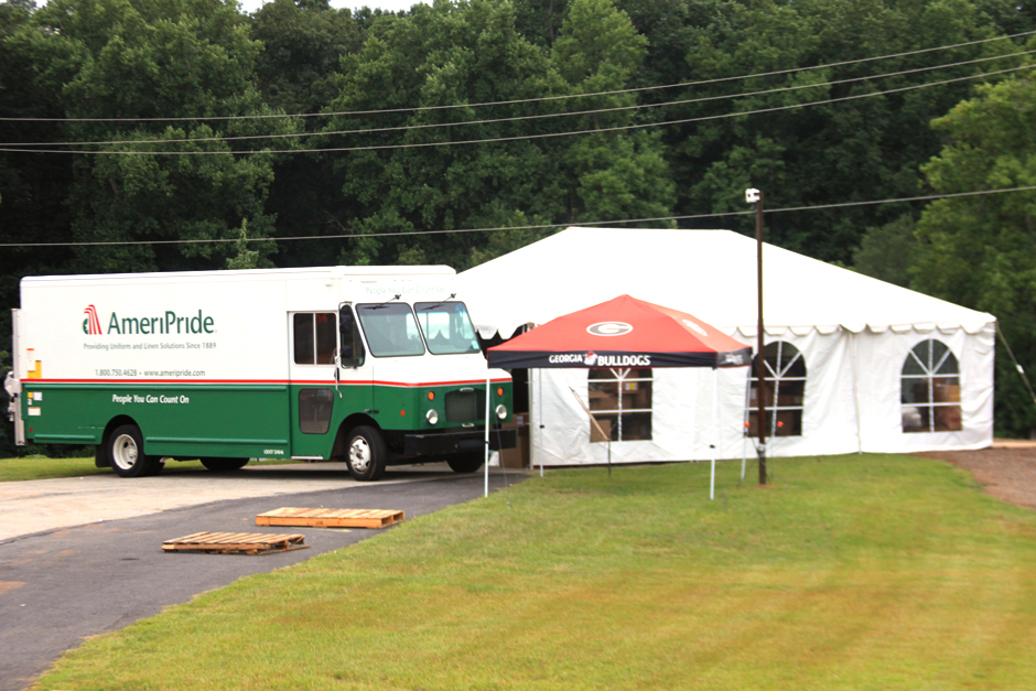 Oconee Events - Corporate Tent Rentals in Athens, GA - Ameripride