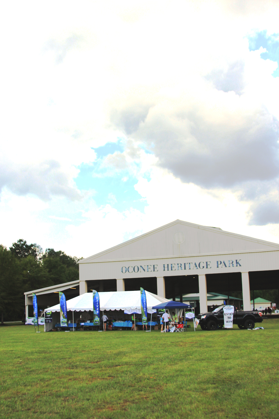 Oconee Events - Corporate Tent Rentals in North Georgia