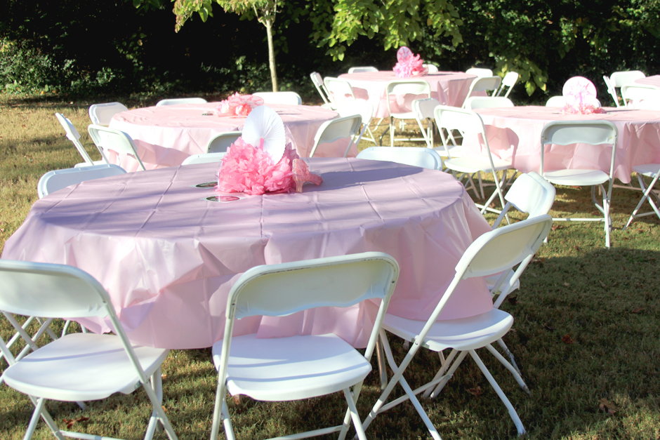 Oconee Events - Fundraisers and Corporate Event Rentals in Athens, GA - Breast Cancer Awareness 5K