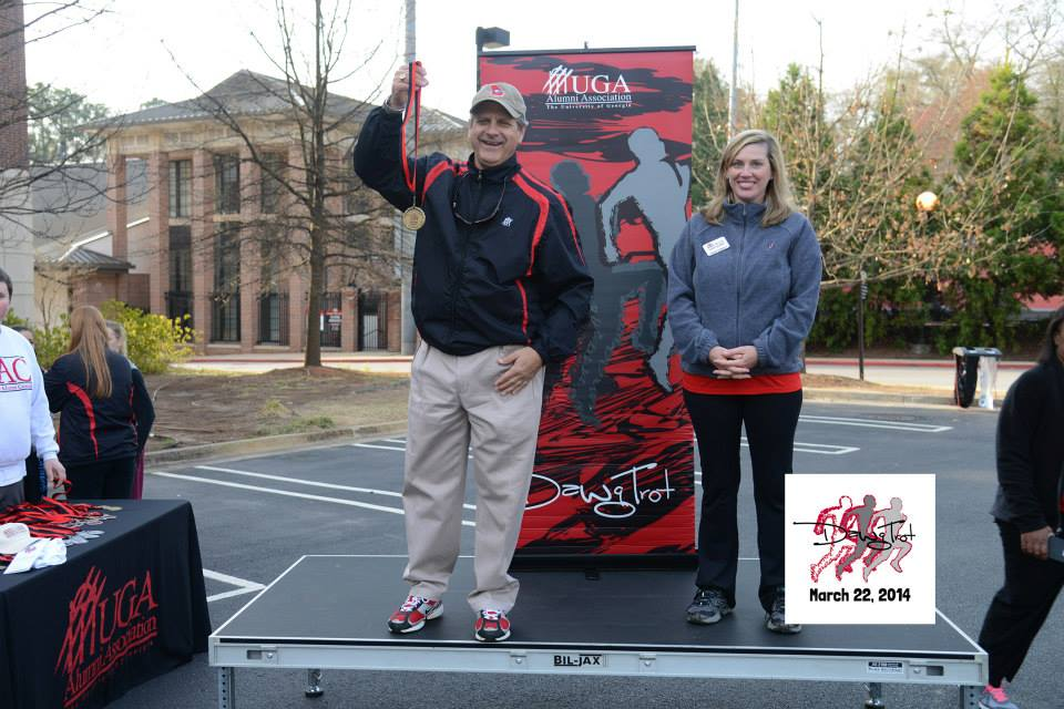 Oconee Events - Staging Rental Athens, GA - UGA Dawg Trot