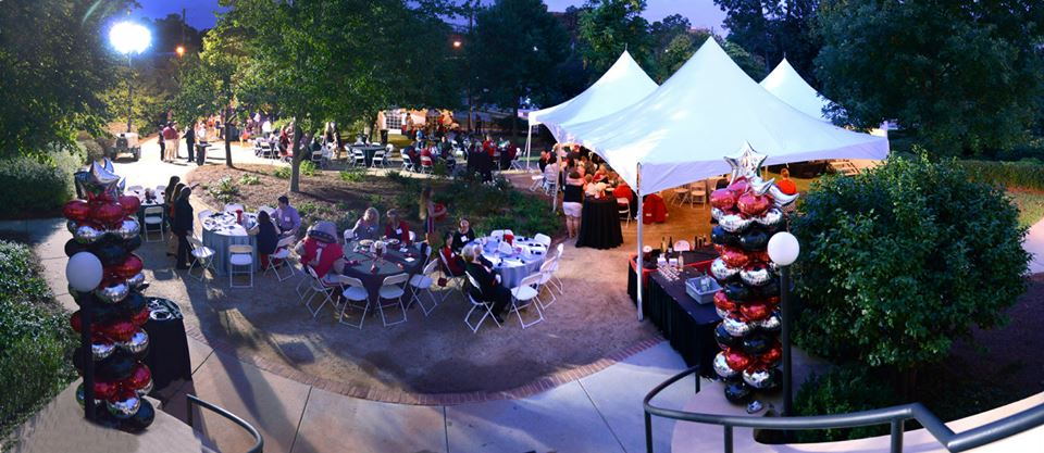 Oconee Events - University of Georgia Alumni Association Events - Tent Rentals in Athens, GA