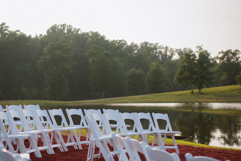 White Wedding Chair Rental Athens GA