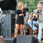 Oconee Events | Staging Rentals for Easton Corbin Concert in Athens, GA | Atlanta Tent Rental Company