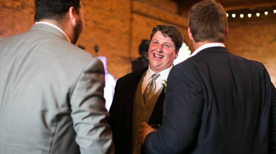 Ben Jones Houston Texans #60 Married in Athens GA
