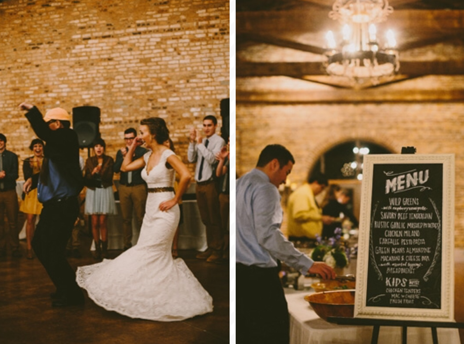 Chalkboard Wedding Signs Athens GA