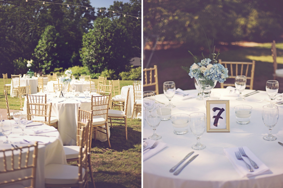 Chiavari Chair Rental Athens GA - Gold Wedding Inspiration