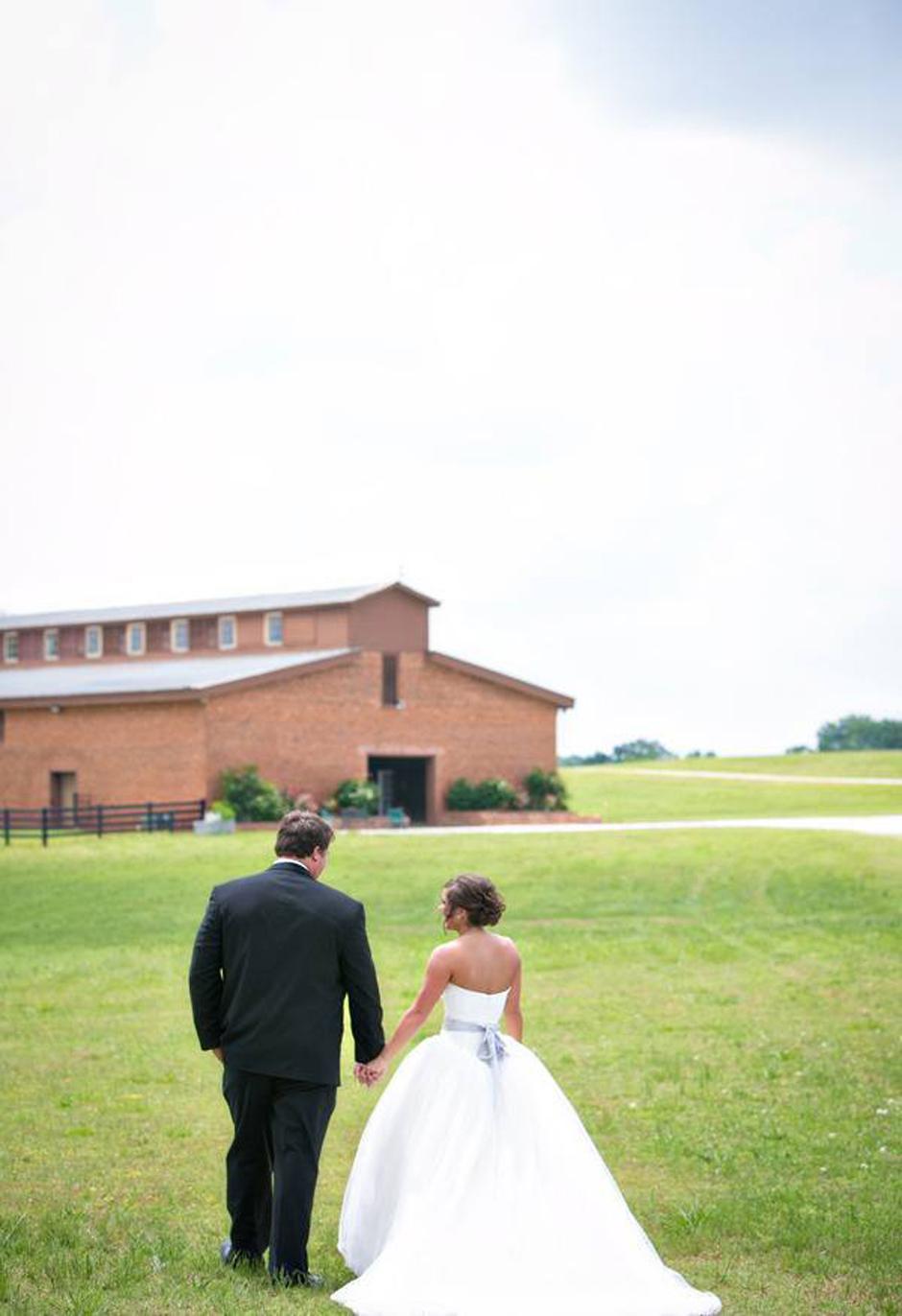 Historic Smithonia Farm Wedding - Tent Rentals in Athens, GA