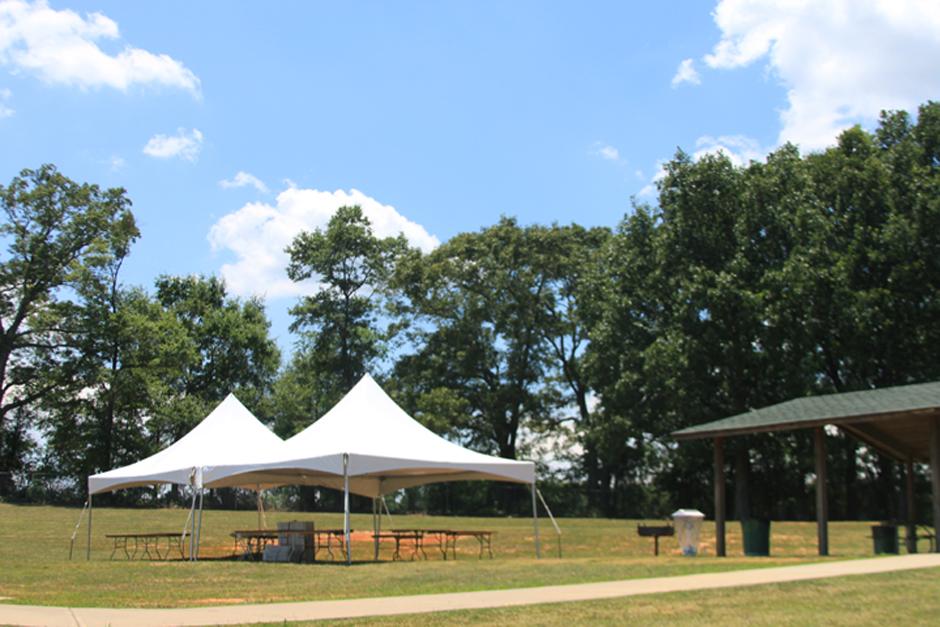 Oconee Events - Backyard Party Tent in Oconee, GA