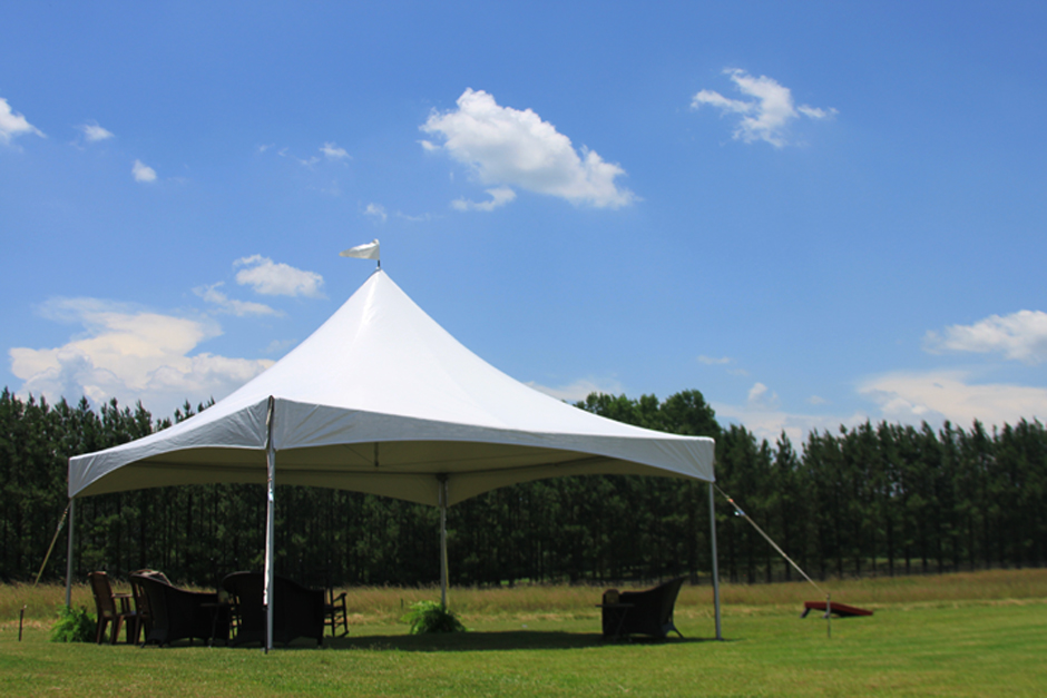 Party tent rental in Athens, Gainesville, Danielsville, Comer, Crawford, Arnoldsville, Madison, Greensboro, Monroe, and Statham.