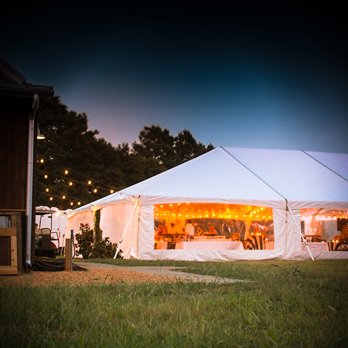Oconee Events Frame Tent