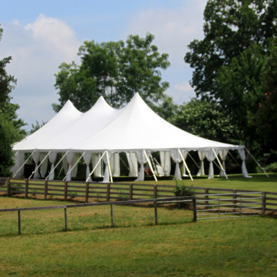 Wedding tents in Athens, Atlanta, and Lake Oconee.