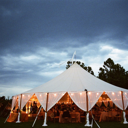 Oconee Events | SailclothTent Rental in Georgia