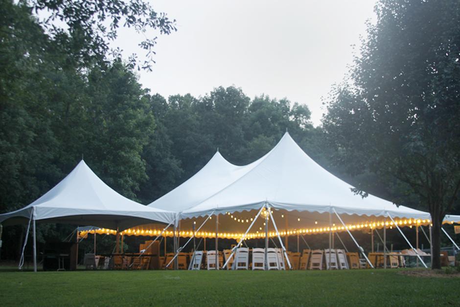 Atlanta, Monroe, Lawrenceville, Loganville, and Snellville Tent Rental