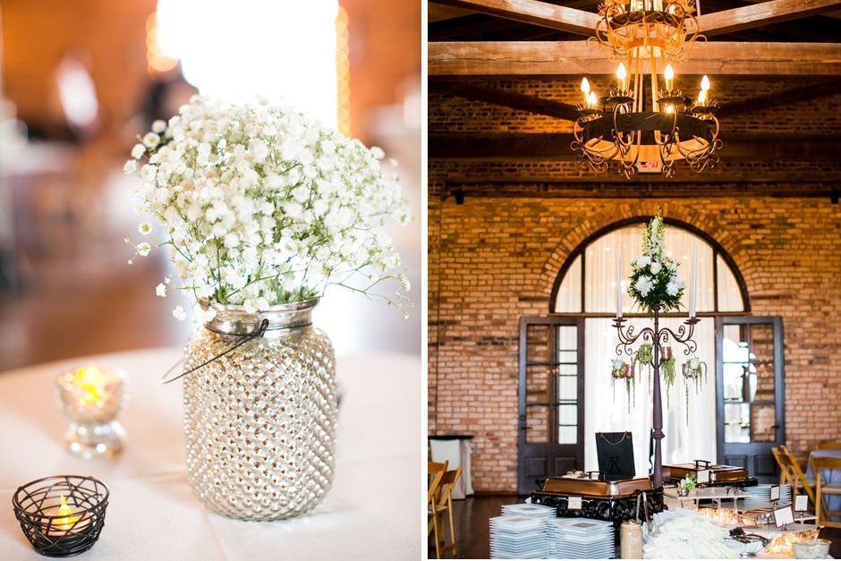 Table and Chair Rental - Historic Smithonia Farm Wedding - UGA Chapel
