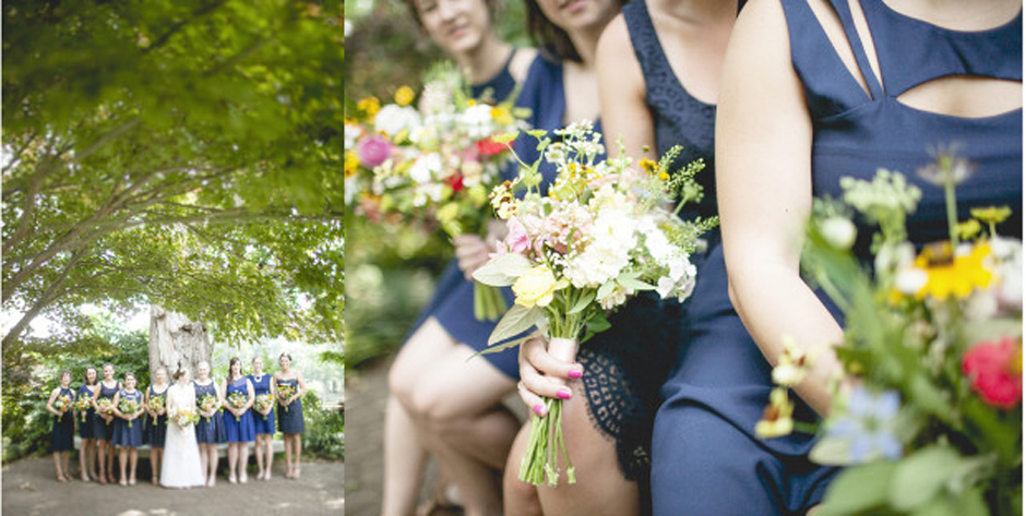 Oconee Events - Stylish Bridesmaids Dress Ideas - Lake Oconee GA