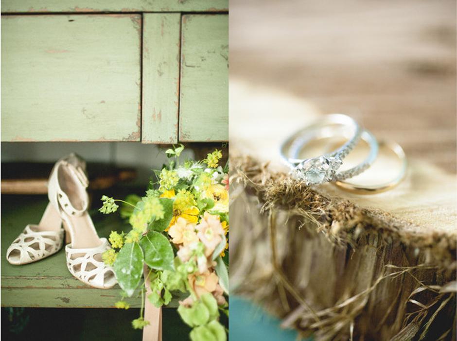 Oconee Events - Wild and Untamed Wedding Floral Arrangement Ideas
