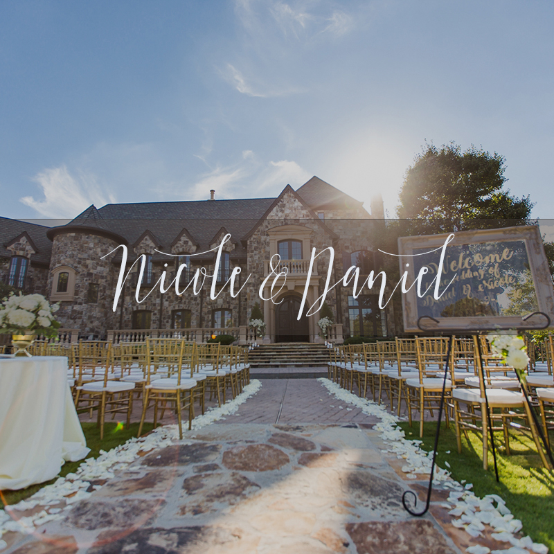 Nicole Daniel Farm at High Shoals Wedding