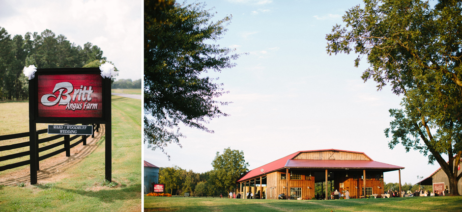 Oconee Events | Britt Farms in Hartwell, Georgia