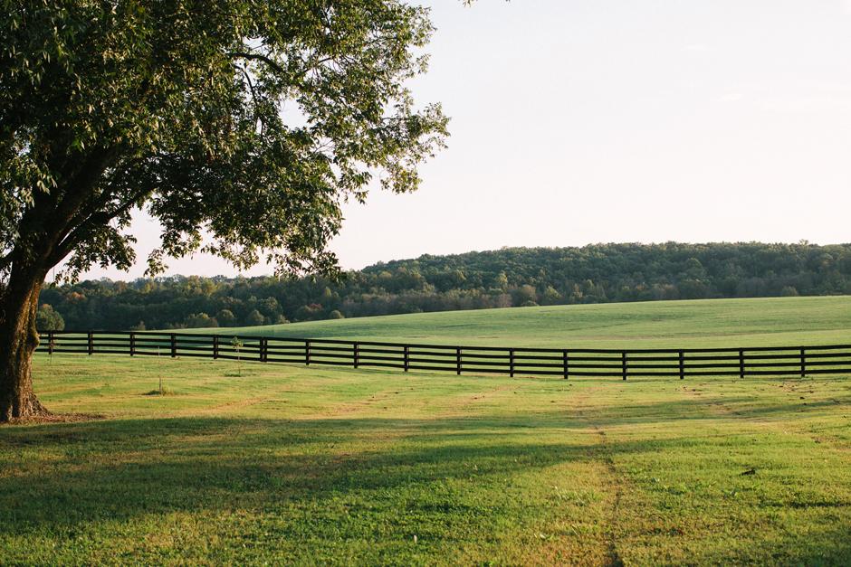 Farm wedding venue in Hartwell, GA