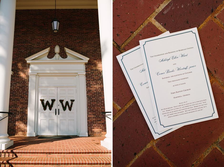 Oconee Events | Wedding and Event Planning Hartwell, GA