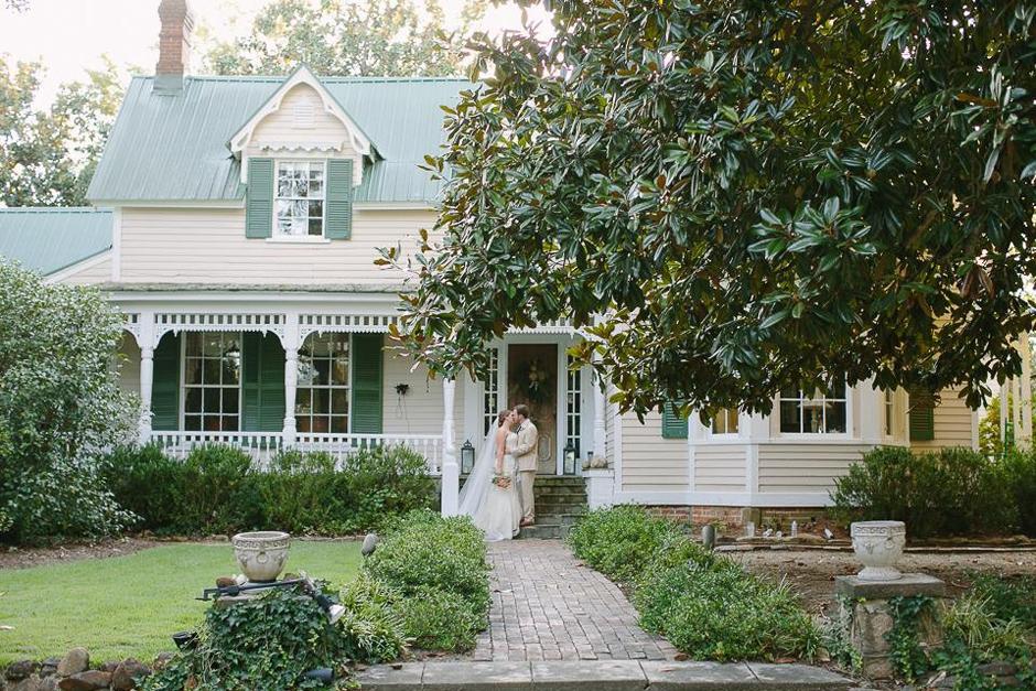 The Washington Grass Inn, Greensboro, GA