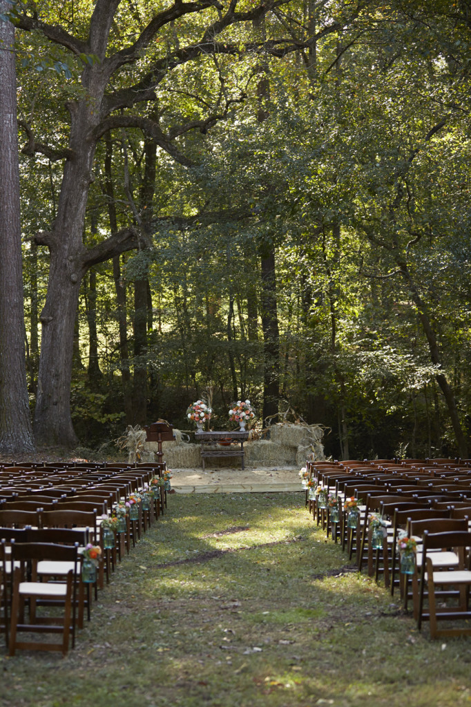 Oconee Events - Fruitwood Folding Wedding Chair Rental in Atlanta, GA - William Harris Homestead