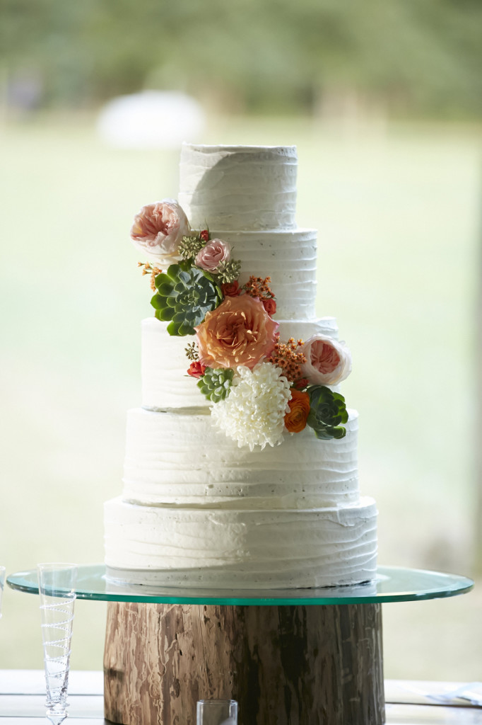 Oconee Events - Rustic Wedding Rentals - Tree Cake Stand Athens GA