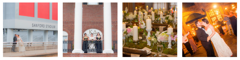 Oconee Events - Weddings at The Graduate Athens