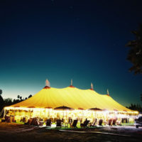 sailcloth tent rental in georgia