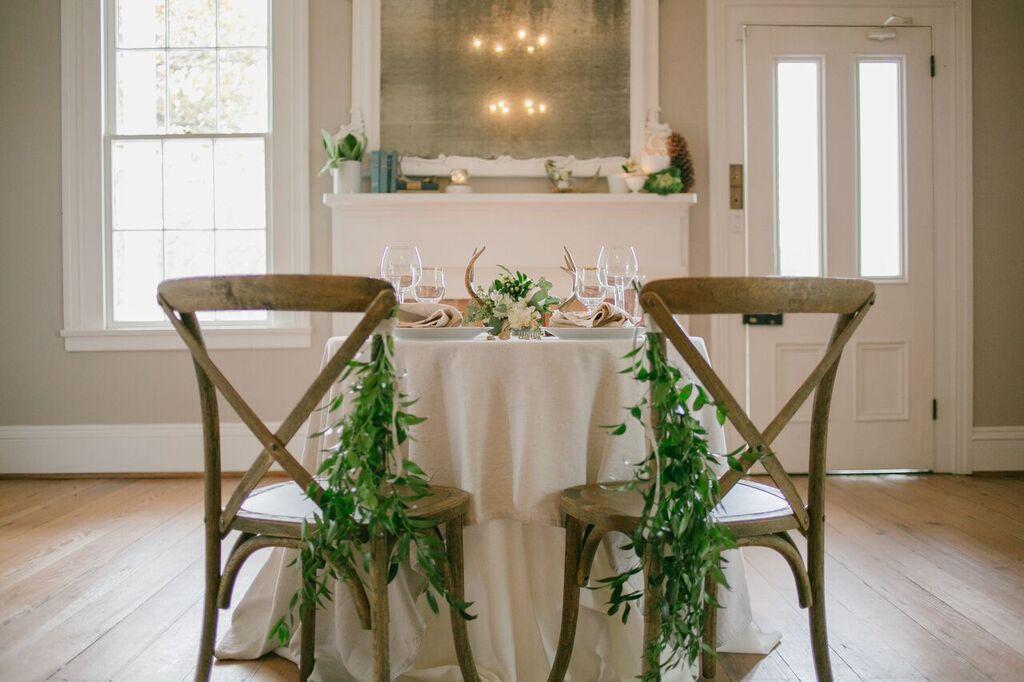 Oconee Events Wedding Table Rentals-- Wedding Athens, GA