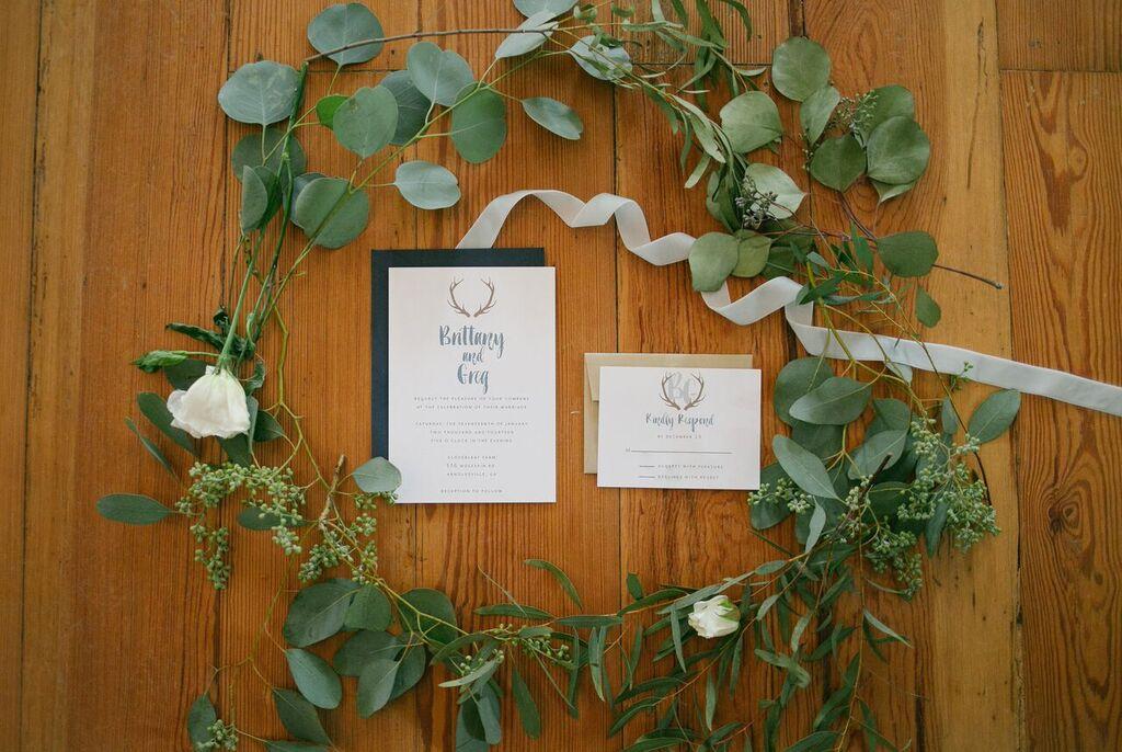 Oconee Events Winter Style--Wedding Athens, GA