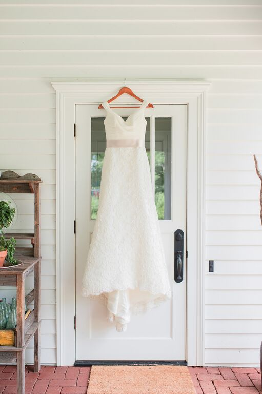 Barn Wedding Dress