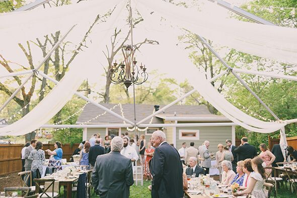 Oconee Events Drapery-- Wedding Athens, GA