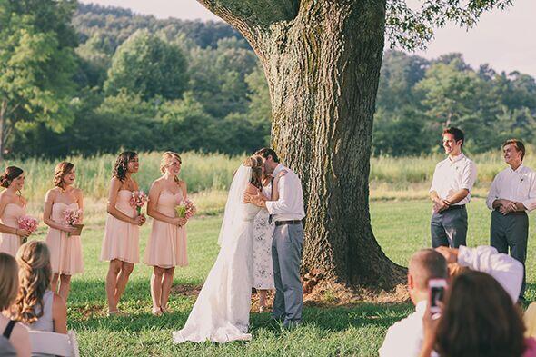 Oconee Events White Chair ceremony rentals-- Wedding Athens, GA