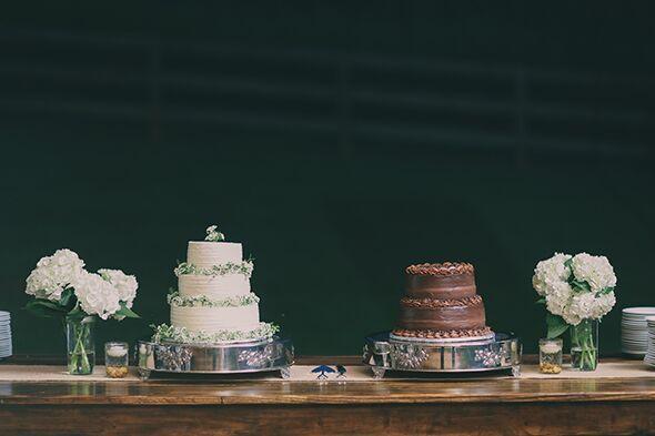 Oconee Events buffet table rentals-- Wedding Athens, GA