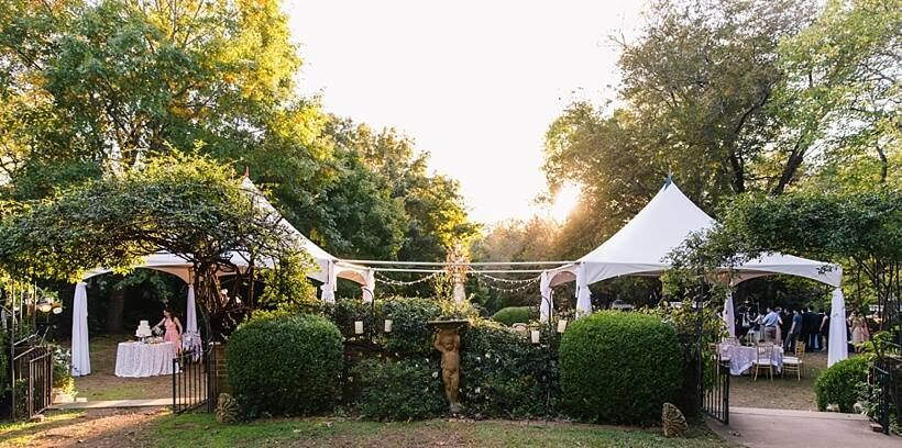 Oconee events tent rentals