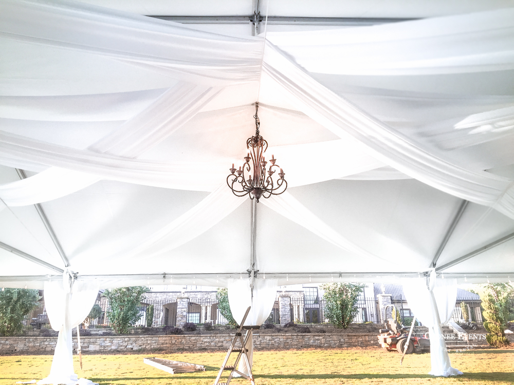 Oconee Events Atlanta Estate Wedding Tent Rentals_