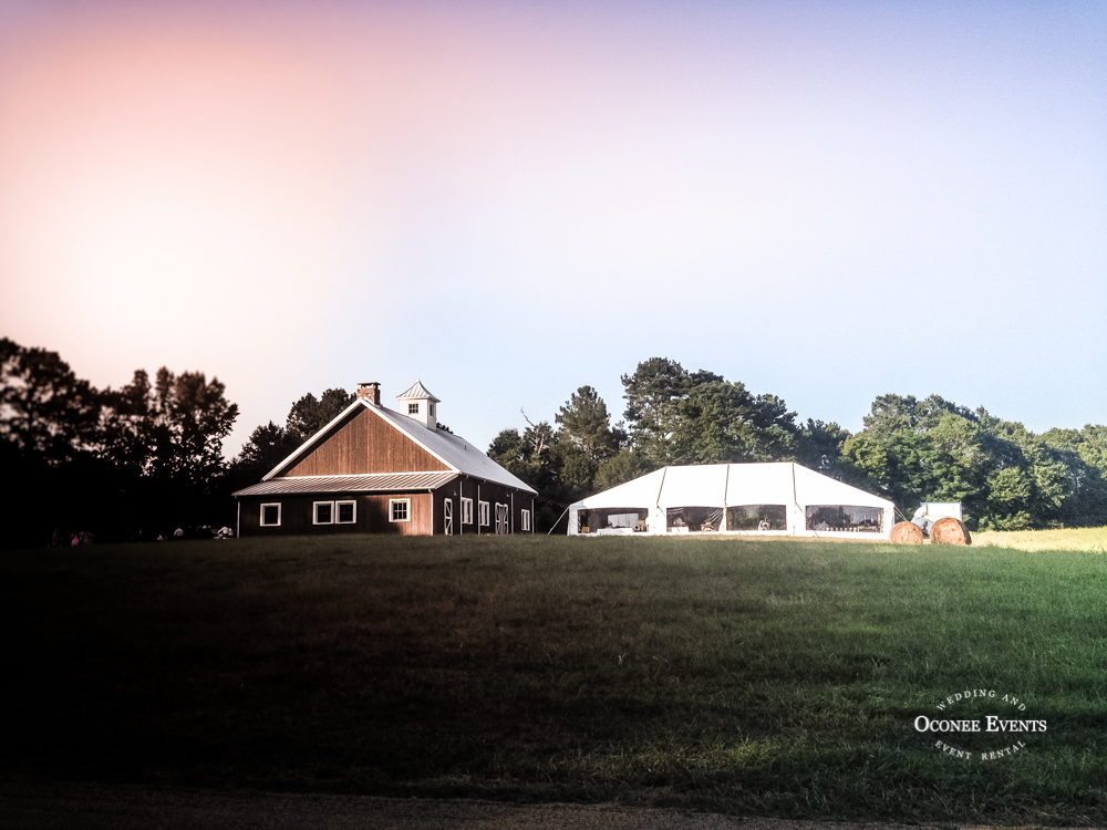 Oconee Events Frame Tent Rental in Bishop, GA