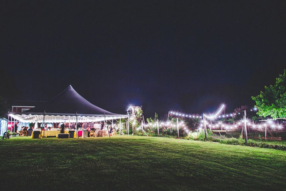 Oconee Events Tent rentals-- Athens GA Weddings