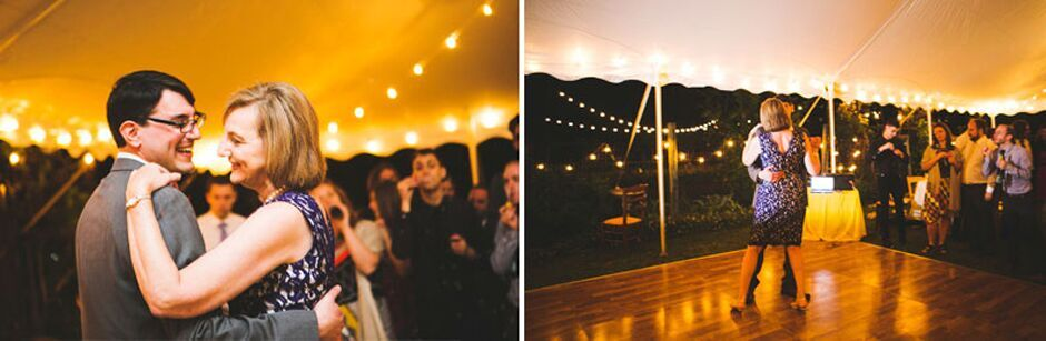 Oconee Events Dance floor and tent rentals-- Athens, GA