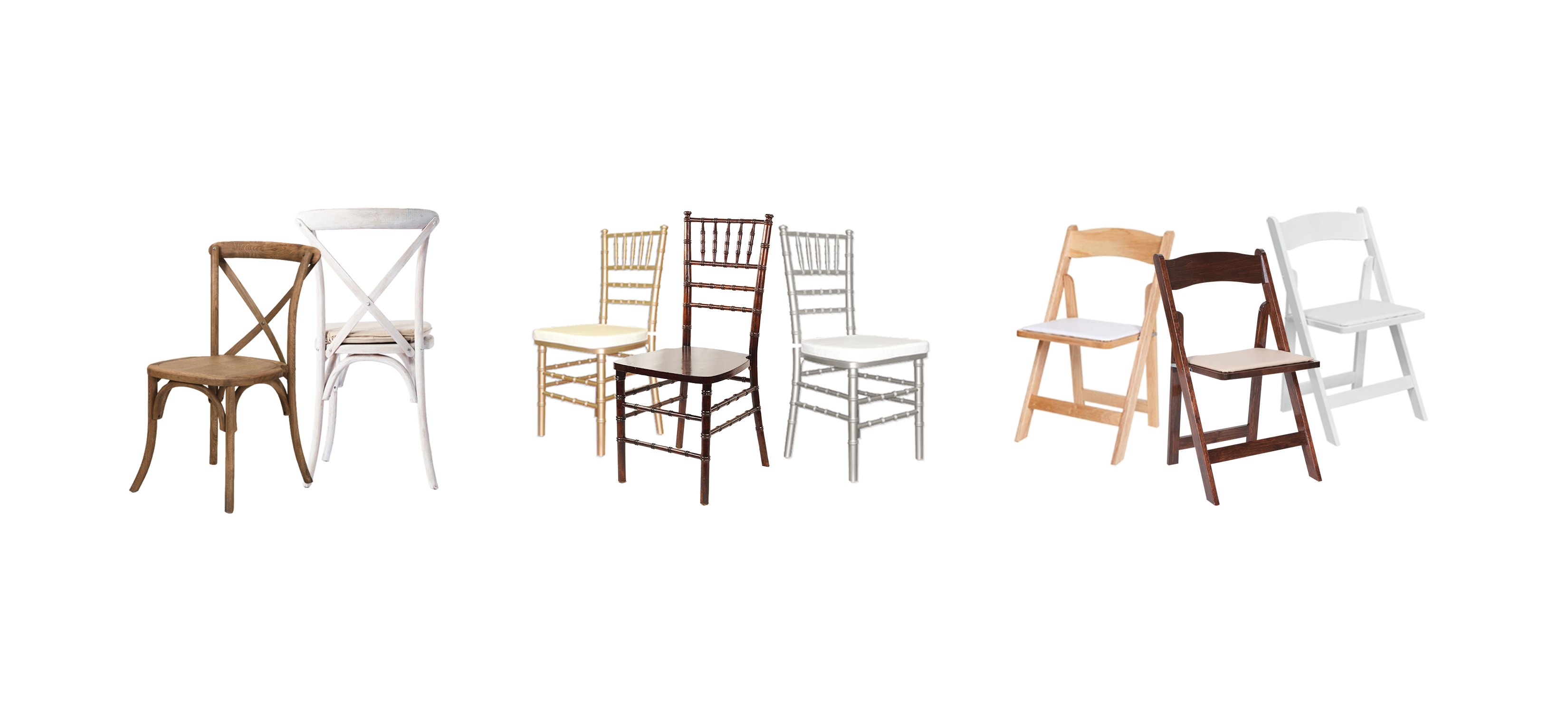 Athens Georgia chair rentals