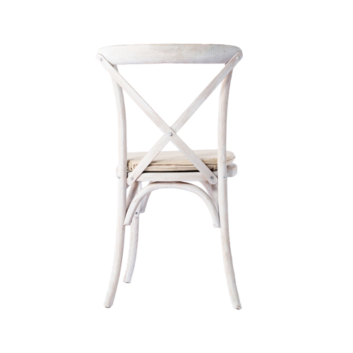 White Crossback Vineyard Chair Rental Athens, GA