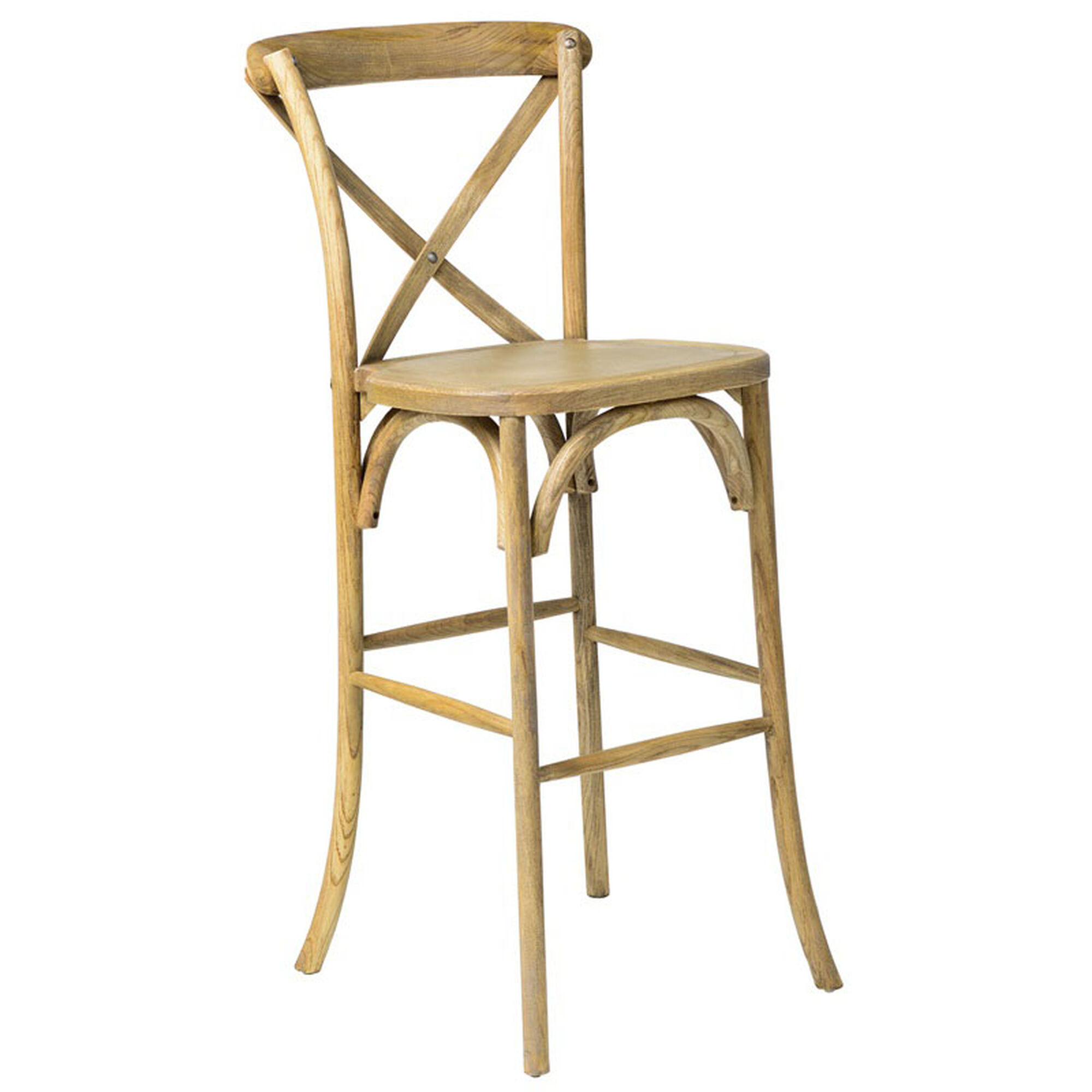 Crossback Vineyard Bar Stool