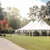 Oconee Events Tents at Farm at High Shoals Athens, GA