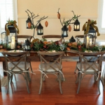 Oconee Events | Party Rentals in Athens, GA | Crossback Vineyard Chair Rental Atlanta