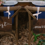 Oconee Events | Rustic Wooden Wedding Chair Rentals in Athens, GA | Crossback Vineyard Chair