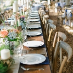 Oconee Events | Lake Oconee Farm Table Rental | Lake Oconee Wedding Chair Rental