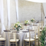 Oconee Events - Gold Chiavari Chairsj